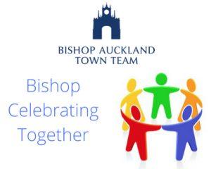 Bishop Celebrating Together
