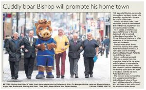 The Northern Echo press release, 2nd March 2016