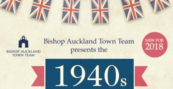 Bishop Auckland Town Team presents, 1940s Day