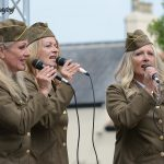The Fenner Sisters Harmony Trio Performance