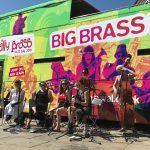 Performance by Shake em Up Jazz Band