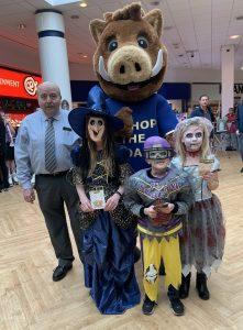 Best costume winners for Monster Saturday 2018