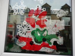 Day 21, Advent Window Display