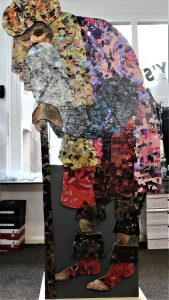 Day 16; AlterNATIVITY Display at Beverley's shop