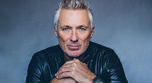 Photograph of Martin Kemp