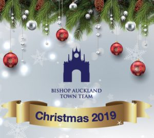 Bishop Auckland Town Team, Christmas 2019
