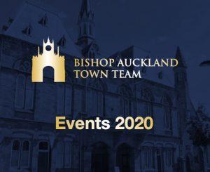 Bishop auckland town team - Events 2020
