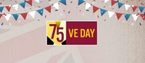 75th VE Day advert