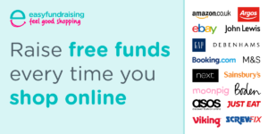 Easy fundraising promo