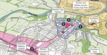 Bishop Auckland Stronger Town plan